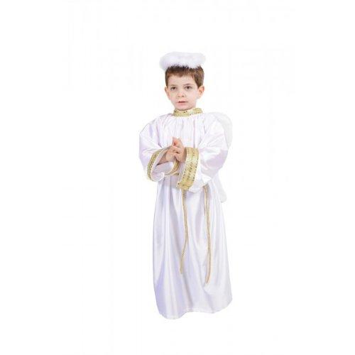 Imagen de disfraz de angelito celestial infantil  9 11 años