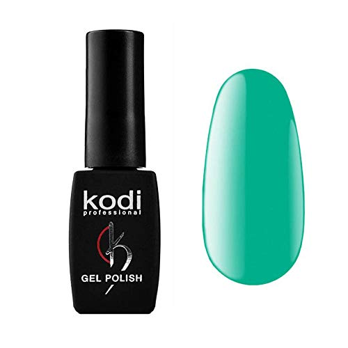 Kodi Professional New Collection AQ Aquamarine #20 Farbgel Gel-Nagellack 12 ml 0,42 fl oz LED UV...
