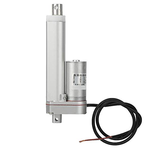 Putter per attuatore lineare elettrico , TGA-12-100-5 100mm Corsa DC 12V Putter per attuatore lineare elettrico per porte/finestre