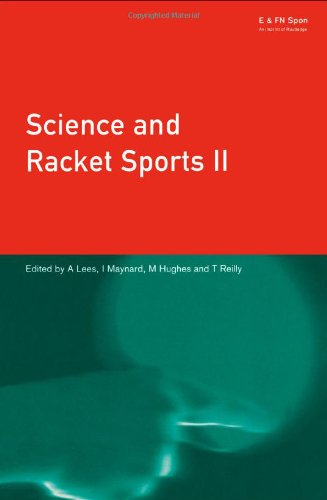 Science and Racket Sports II: 2