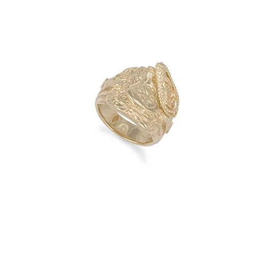 Second hand 9Ct Gold Saddle Ring in Ireland