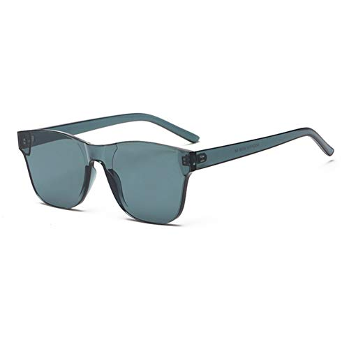 Chudanba Frauen Kleine Cat Eye Transparente Sonnenbrille Rays Fashion Cute Lady Sun Glasses,Grau