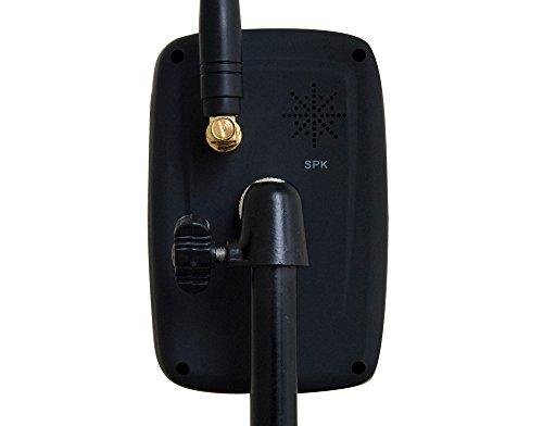 Foscam FI8909W-BLACK IP-Kamera (640 x 480 Pixel) schwarz - 2