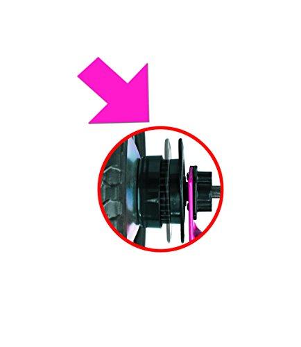 Imagen 3 de Smoby - 454012 - Juegos al aire libre - Zooky Clásico - Rosa