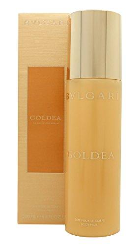 Pour Femme Body Lotion (BULGARI Bodylotion Goldea 200 ml)