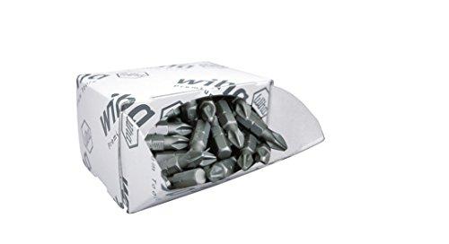 """Preisvergleich Produktbild Wiha Bit Set Standard 25 mm TORX (T10) 50-tlg. 1/4"""" in Großpackung (08065)"""