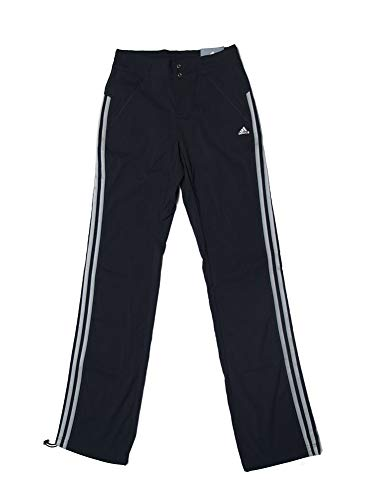 adidas Clima Core Stretch Woven Pant, Phantom/Metalic Silver, Größe:34L -