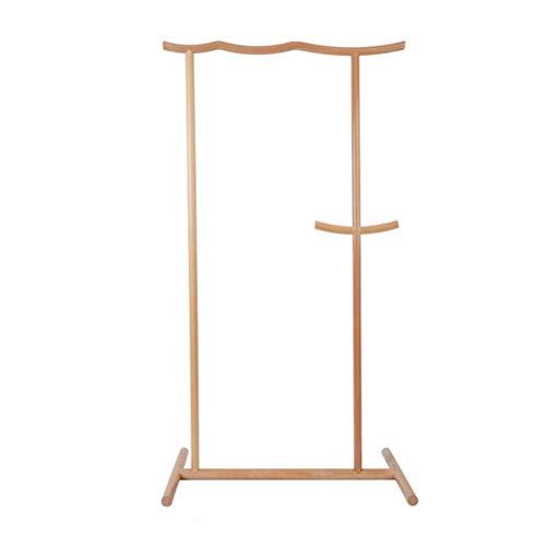 eiderbügel für Hüte Massivholzboden Kleiderbügel chinesischen Stil Kleiderbügel Vintage Schlafzimmer Single Polo Kleiderständer Montage Bodenaufhängung ()