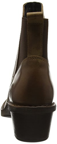 Fly London Dicy940fly, Bottes Chelsea Femme Marron (Camel)