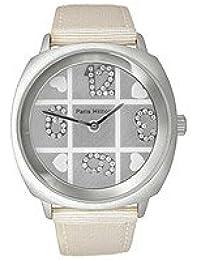 Paris Hilton Floating Numbers PH138.4356.99 Reloj elegante para mujeres Números Flotando