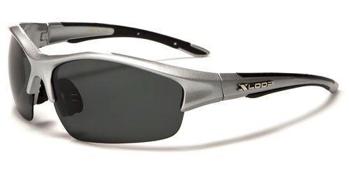 2cd803d67bf1f6 X-Loop - Lunettes de soleil en plastique ,verres polarisées de sport  Unisexe pour