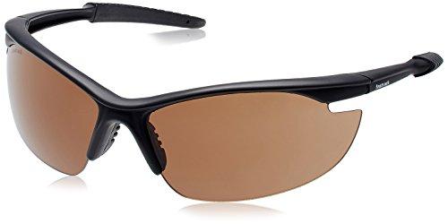 Fastrack Wrap Sunglasses (Black)(P115BR2)