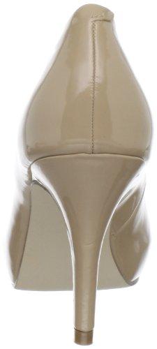 Madden Girl  Getta, Escarpins pour femme Beige Chair Blanc - Chair