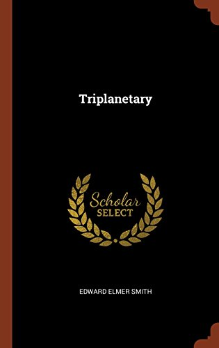 Book cover for Triplanetary