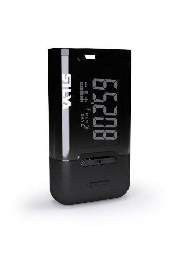 Silva Schrittzähler Pedometer Ex30, Schwarz, One Size
