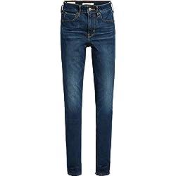Pantalon Vaquero Levis 721 UP FOR Grabs Mujer 3230 Marino
