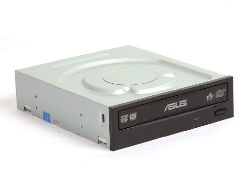 ASUS 24x DVD-RW Laufwerk Serial-ATA interne OEM Optisches Laufwerk drw-24b1st (schwarz)