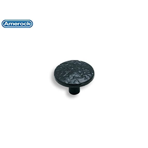 Amerock BP3403CB Allison Value 1-1/4in(32mm) DIA Knob - Colonial Black by Amerock -