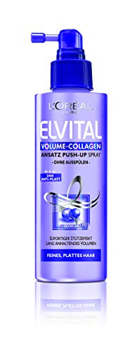 L'Oréal Paris Elvital Volumen-Collagen Ansatz Push-Up Spray, 200 ml
