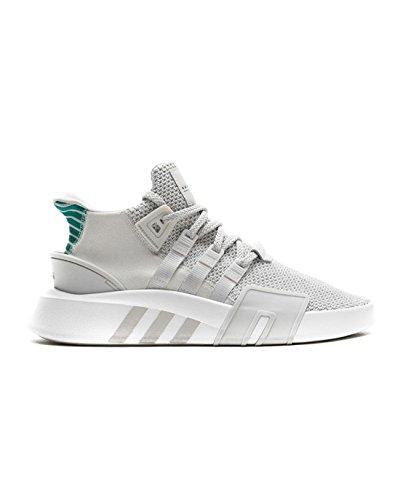 adidas Herren EQT Bask ADV Hohe Sneaker, Grau (Grey One/Sub Green), 43 1/3 EU (Adidas Top Schuhe High)