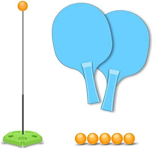 LYXMY - Juego Tenis Mesa Mango elástico Suave, Pelotas