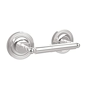 Allied Brass R-24-PC Double Post Tissue Holder, Polished Chrome by Allied Precision Industries