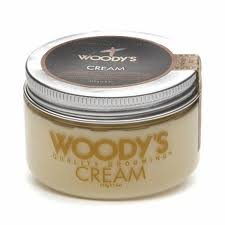 Woody's Crème Stylante Fixation Souple 113 g