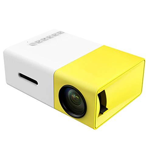 Yg300 Led Mini Projector Audio H...
