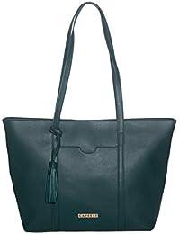 Caprese Candice Women's Tote Bag (Emerald Green)