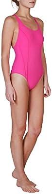 Jaked jak95lr01_ fuxia Mujer Bañador Natación, swimming Suit, talla 36