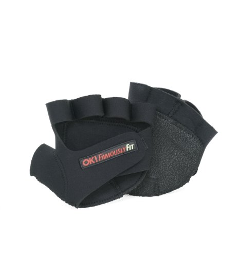 Ok! Famouslyfit Neo – Weight Lifting Gloves