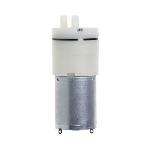 siwetg DC 3 V Micro 370B Luftpumpe Elektrische Vakuumpumpe Mini Pump Booster Für Medizinische