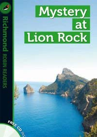 RICHMOND ROBIN READERS 3 MYSTERY AT LION ROCK+CD - 9788466816373
