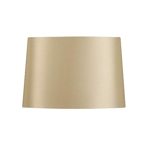 Oval lamp shades amazon oaks lighting 12 inch oval cotton lampshade cream aloadofball Images
