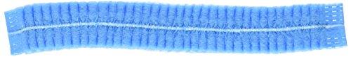 Sourcingmap A15080400ux0828 35 pcs jetable Cap résille Mop Mob restauration Spray Housse Bleu Chapeau