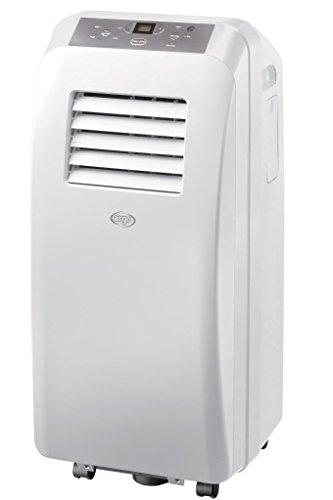 Argoclima Relax Climatizzatore Portatile a 10.000 Btu, Display LED e Pannello Comandi Digitale