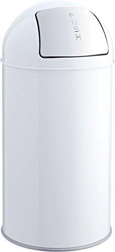 Helit H2401705 - Push-Abfallbehälter