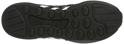 adidas Eqt Support Adv, Scarpe da Ginnastica Basse Uomo Nero (Core Black/utility Black/dgh Solid Grey)