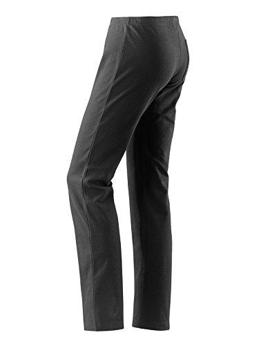 Joy - Damen Sport und Freizeit Hose in verschiedenen Farben, Shirley (987) Black (00700)