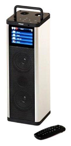 arer Wireless Audioplayer (Lautsprecher) silber ()