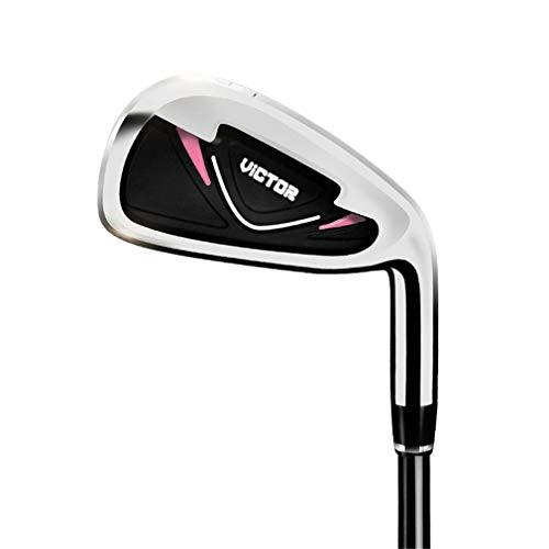 HJJGRASS PGM Golfschläger Eisen Golf Club 7 weiblich Driving Pole für Iron Golf Artikel,Steelbody -