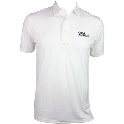 2013 Oscar Jacobson Collin Designer Men's Golf Polo Shirt