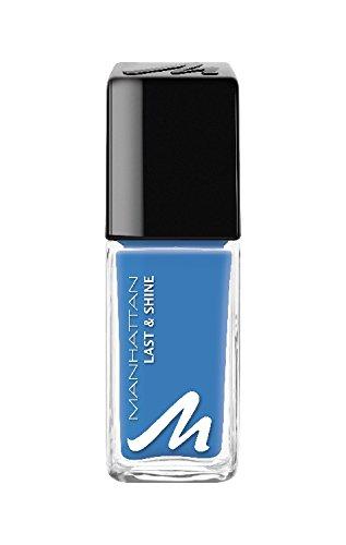 Manhattan Last und Shine Nagellack, Nr.850 It'S Complicated, 1er Pack (1 X 10 ml)