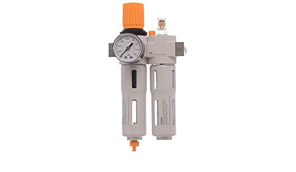 BESTE Purificateur dair comprim/é 1//4 de d/étendeur pour compresseur /à chocs