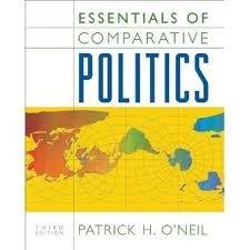 Essentials of Comparative Politics 3th (third) edition
