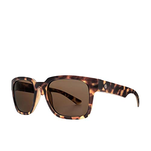 Electric Zombie Sunglasses One Size Matte Tort ~ Ohm Bronze