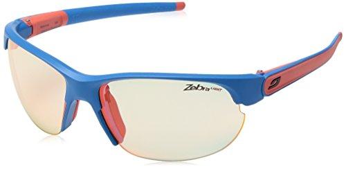 Julbo Breeze Sonnenbrille, damen, Breeze, Bleu Mat/Corail Preisvergleich