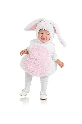 Doe Kostüm Baby - Kleiner Hase- Belly Babies Kostüm Gr. M / 78cm