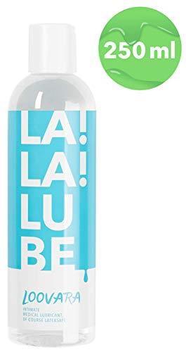Loovara LaLaLube - Gel lubricante a base de agua