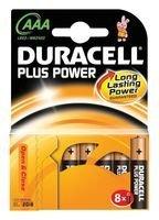 Batterie Plus Power Micro Aaa 8pk